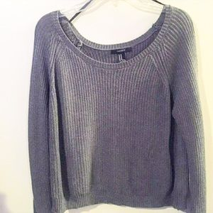 Forever 21 Women's Pullover Knit Sweater
